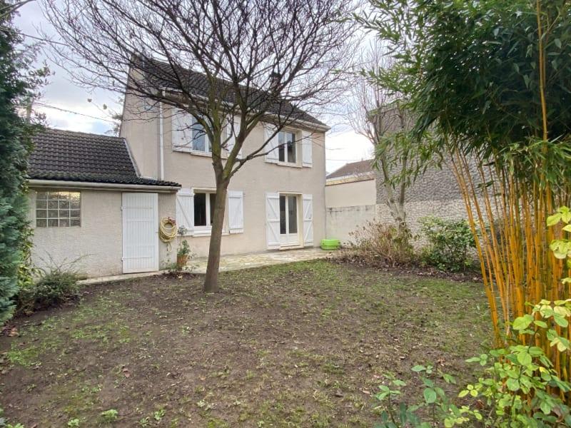 Vente maison / villa Bezons 436800€ - Photo 1
