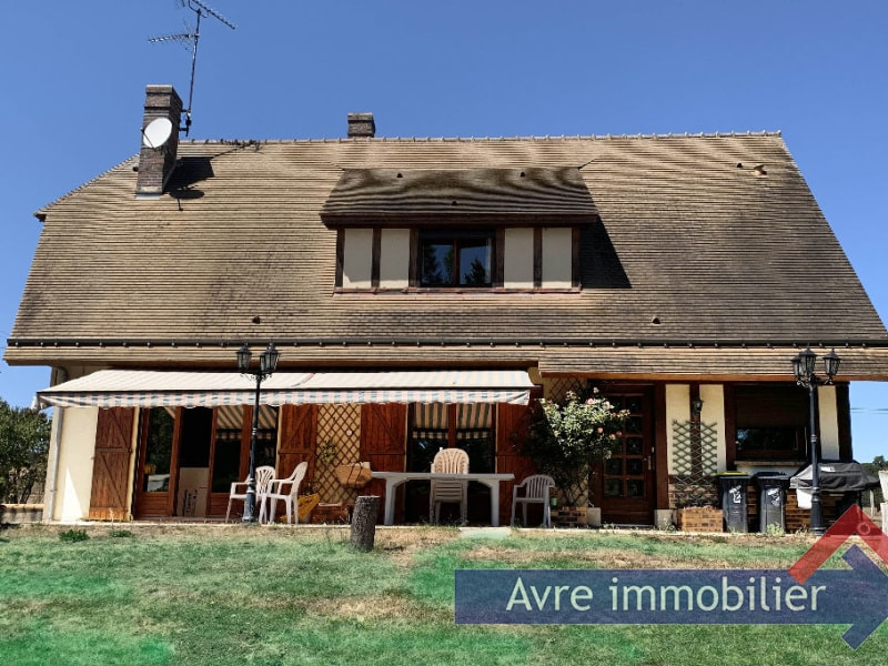 Vente maison / villa Damville 212000€ - Photo 1