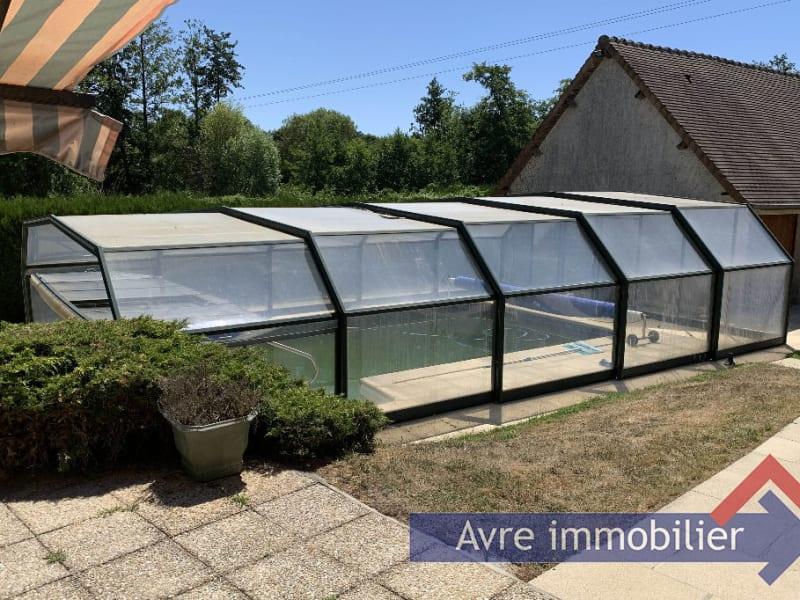 Vente maison / villa Damville 212000€ - Photo 2