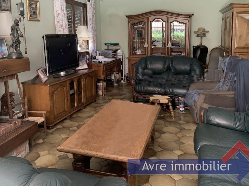 Vente maison / villa Damville 212000€ - Photo 3
