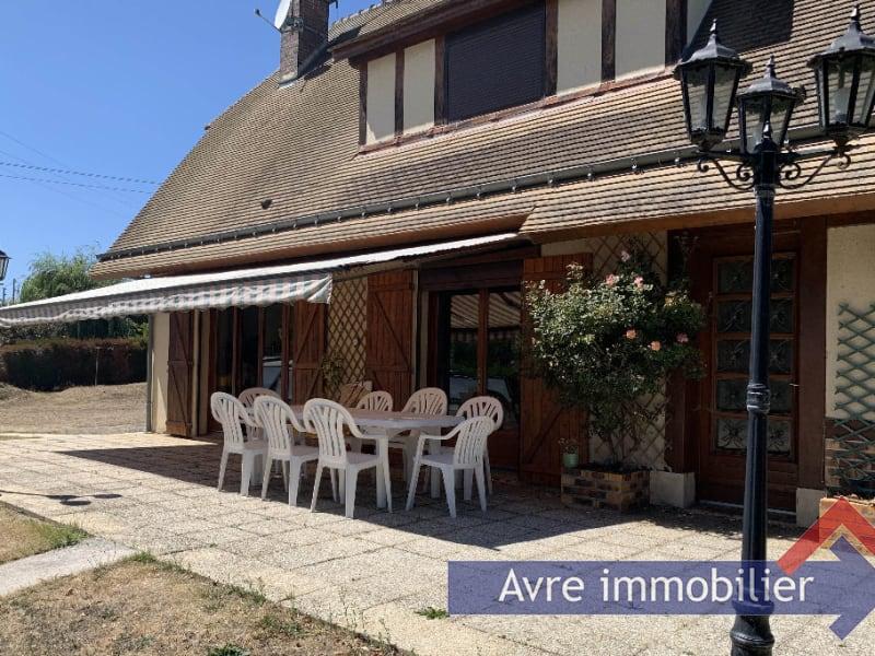 Vente maison / villa Damville 212000€ - Photo 8
