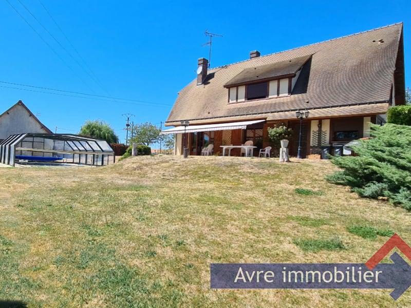 Vente maison / villa Damville 212000€ - Photo 9