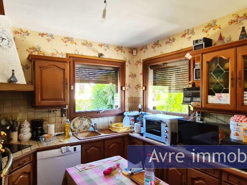 Vente maison / villa Damville 212000€ - Photo 10