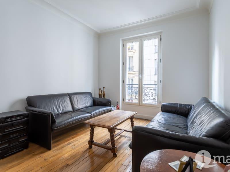 Vente appartement Paris 17ème 450000€ - Photo 1