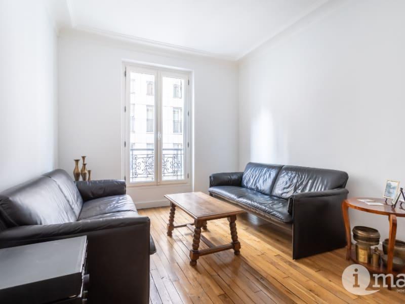 Vente appartement Paris 17ème 450000€ - Photo 2