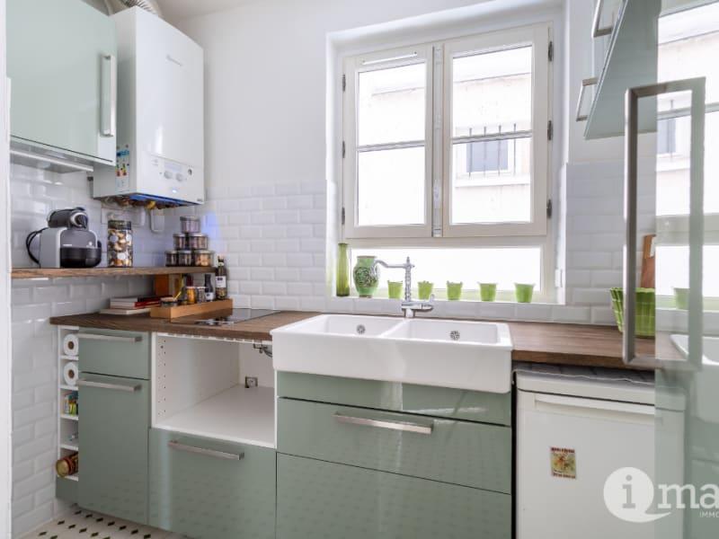 Vente appartement Paris 17ème 450000€ - Photo 3