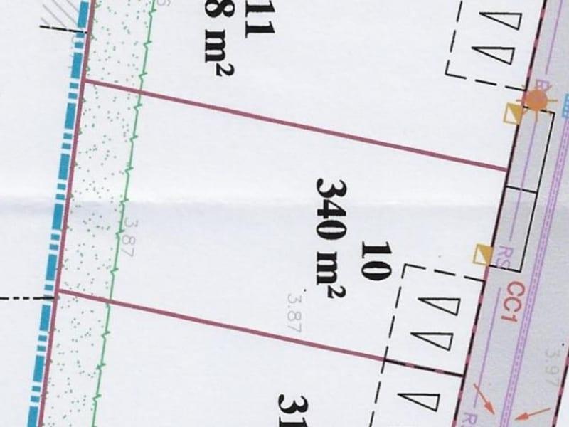 Vente terrain Angles 46000€ - Photo 2