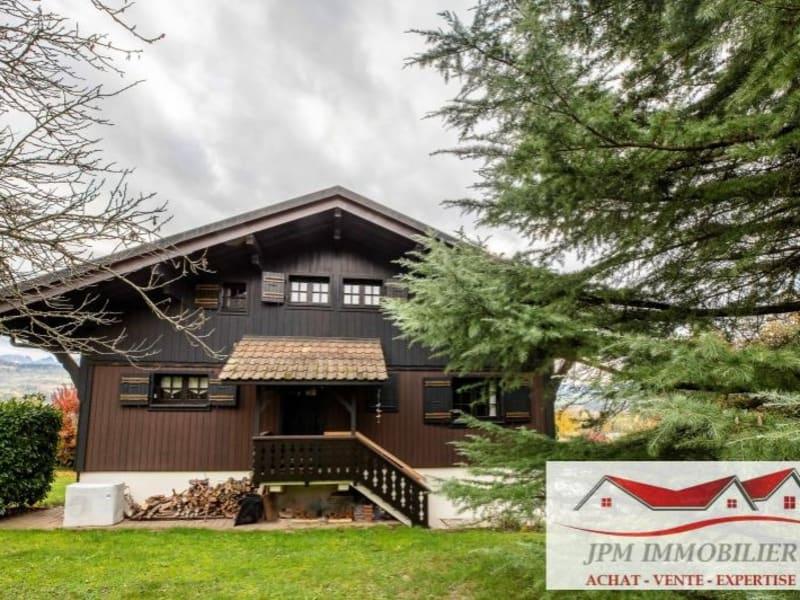 Vente maison / villa Viuz en sallaz 597000€ - Photo 2