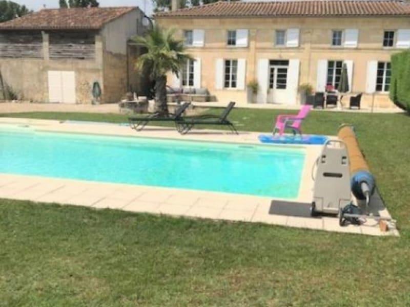 Vente maison / villa St andre de cubzac 420000€ - Photo 1