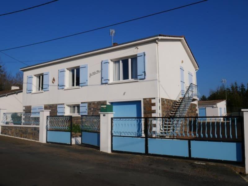 Sale house / villa Jard sur mer 395200€ - Picture 1