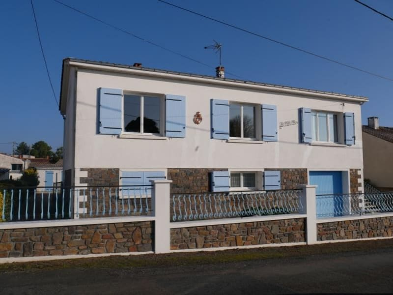 Sale house / villa Jard sur mer 395200€ - Picture 4