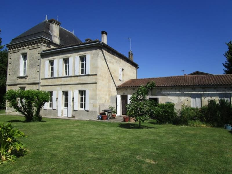 Deluxe sale house / villa Bordeaux 710000€ - Picture 1