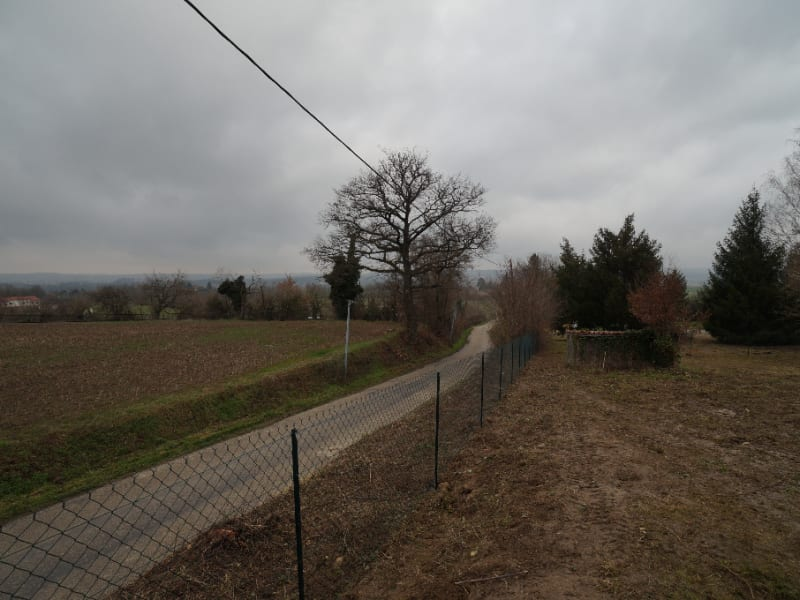 Vente terrain Estrablin 210 000€ - Photo 3