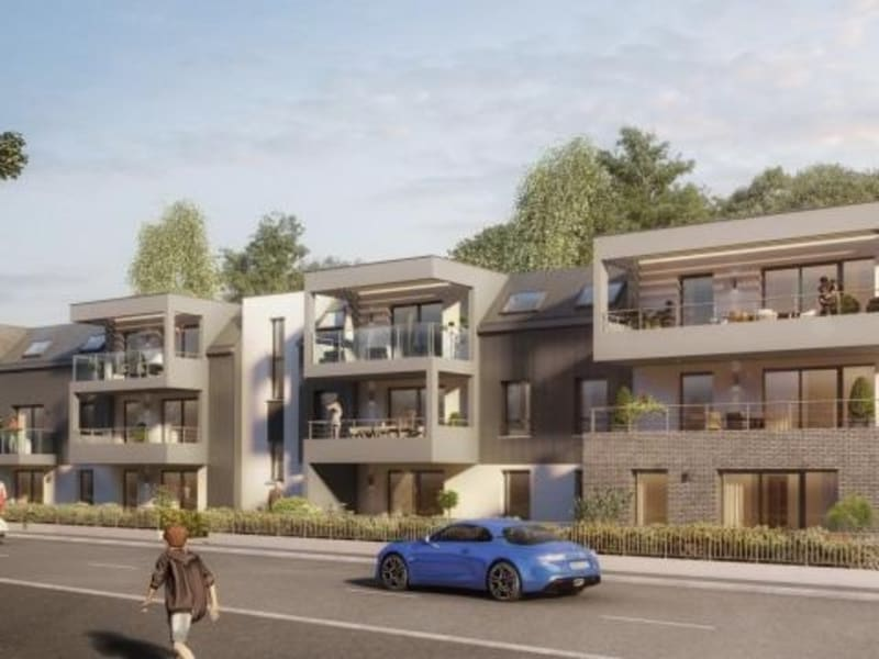 Deluxe sale apartment Wiwersheim 309750€ - Picture 3