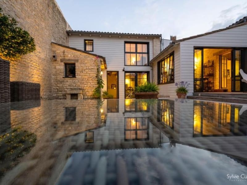 Deluxe sale house / villa La flotte 1550000€ - Picture 2