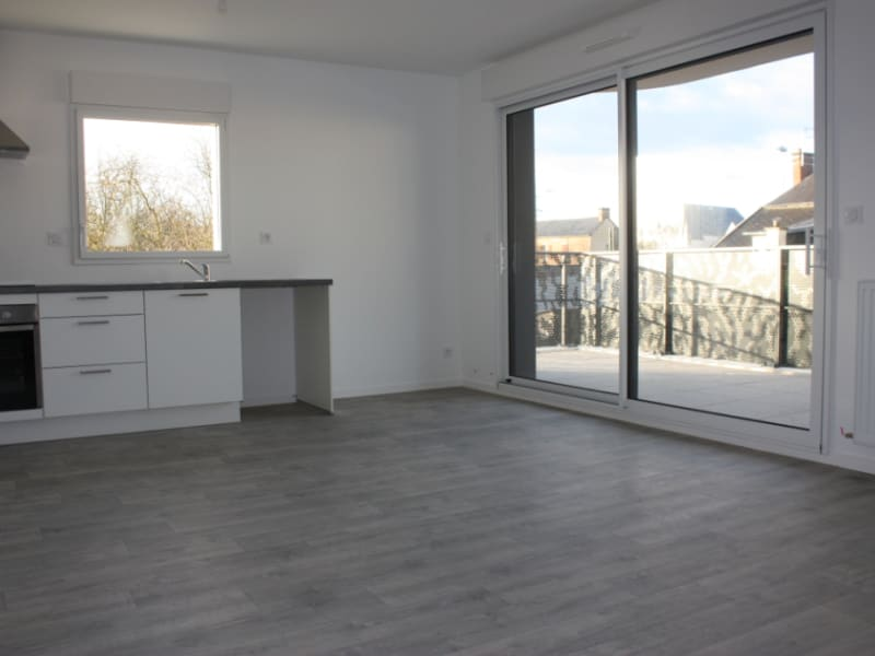 Location appartement Chartres de bretagne 725€ CC - Photo 1