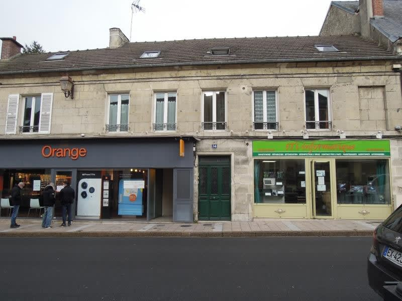 Sale building Crepy en valois 265 000€ - Picture 1