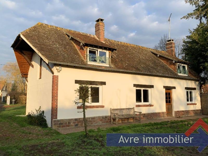 Sale house / villa Verneuil d avre et d iton 164000€ - Picture 2