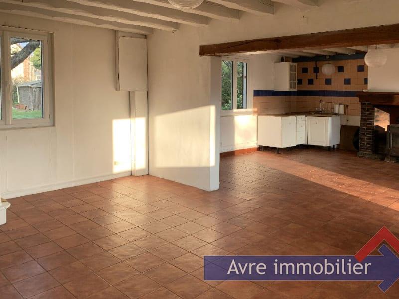 Sale house / villa Verneuil d avre et d iton 164000€ - Picture 3