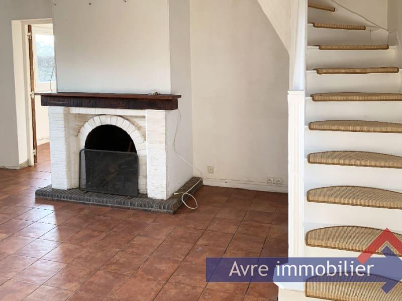 Sale house / villa Verneuil d avre et d iton 164000€ - Picture 5