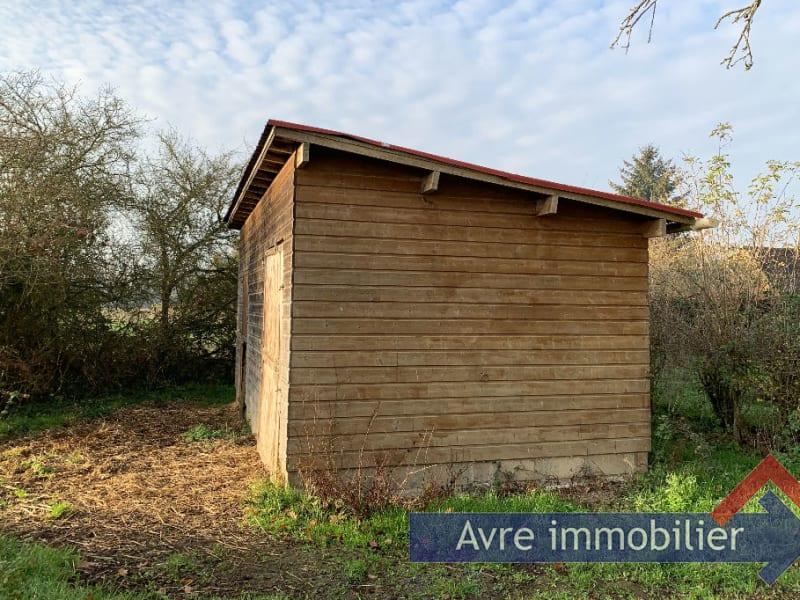 Sale house / villa Verneuil d avre et d iton 164000€ - Picture 10