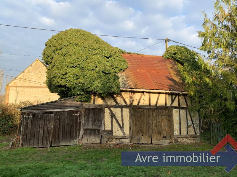 Sale house / villa Verneuil d avre et d iton 164000€ - Picture 11