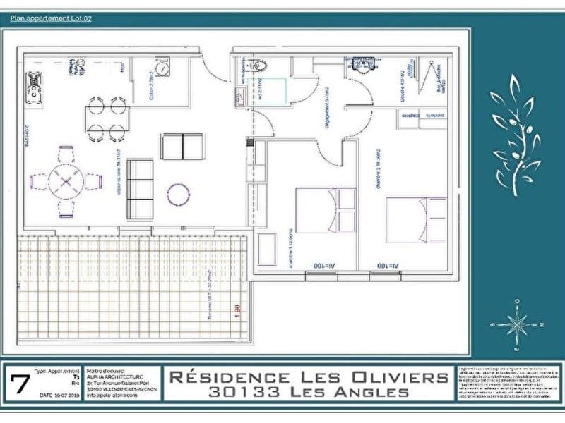 Vente appartement Les angles 325000€ - Photo 8