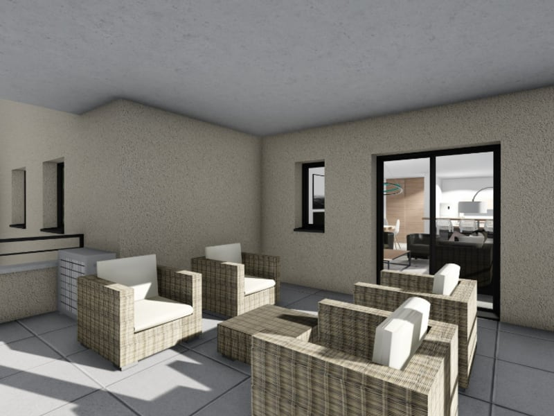 Sale apartment Les angles 365 000€ - Picture 1