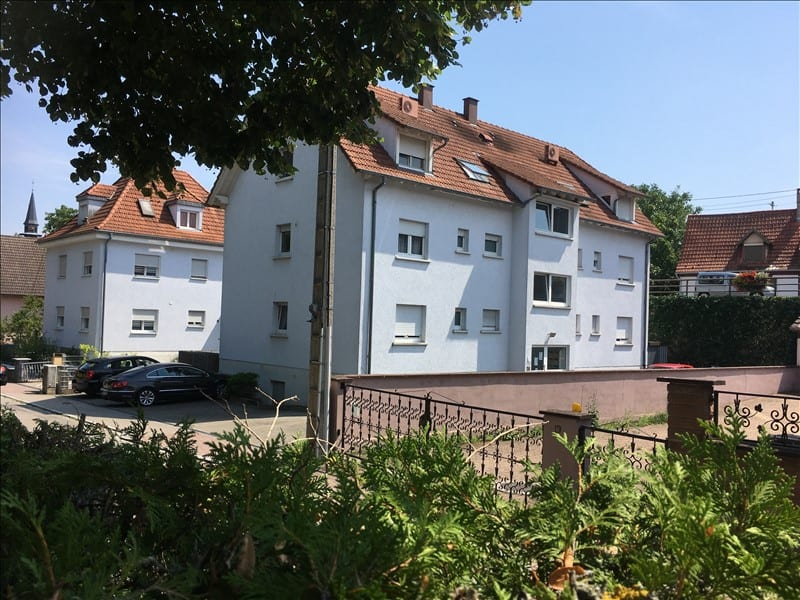 Location appartement Lauterbourg 550€ CC - Photo 1