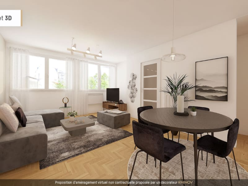 Vente appartement Vanves 414 000€ - Photo 2