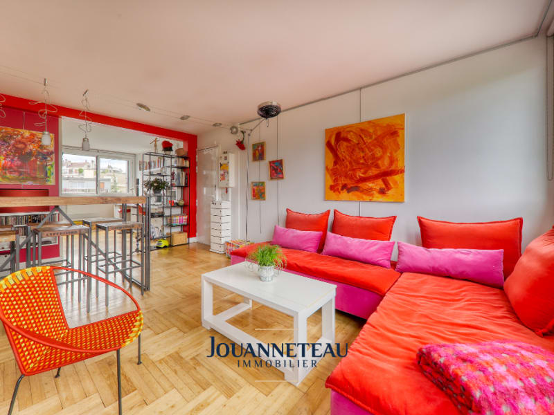Vente appartement Vanves 414 000€ - Photo 3