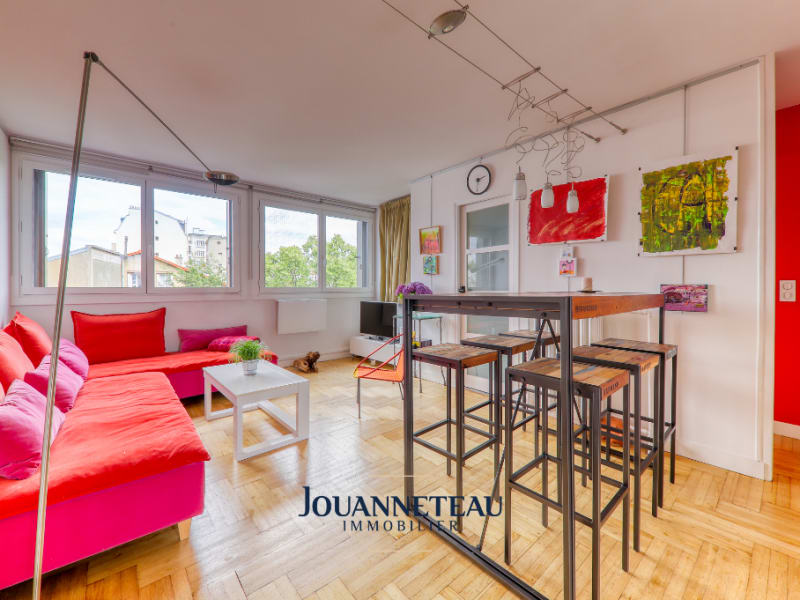Vente appartement Vanves 414 000€ - Photo 4