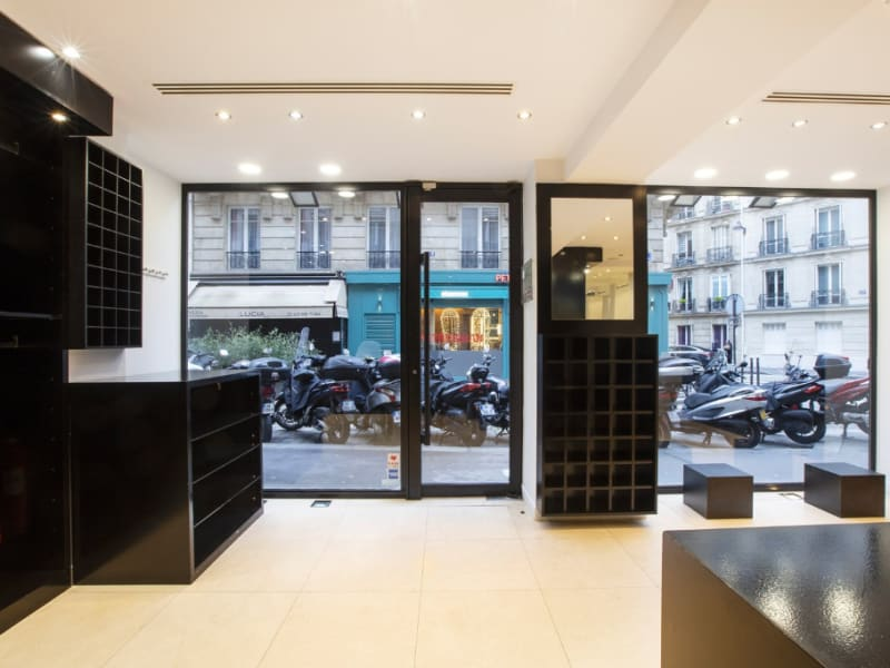 Location bureau Paris 16ème 4 100€ CC - Photo 2