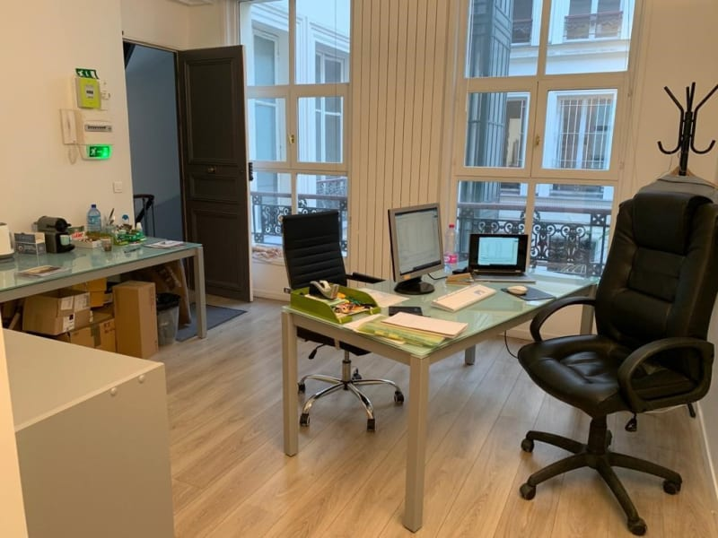 Location bureau Paris 9ème 1 267€ CC - Photo 1
