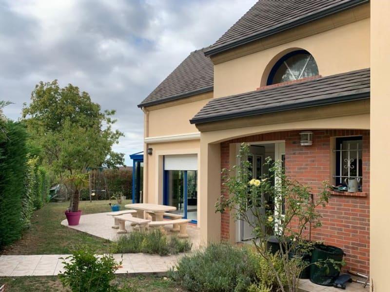 Sale house / villa Morainvilliers 525000€ - Picture 1