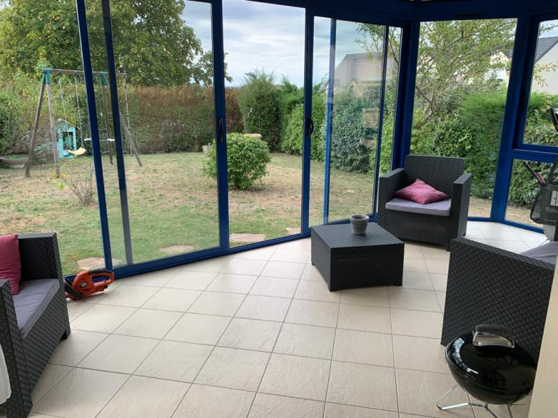 Sale house / villa Morainvilliers 525000€ - Picture 2