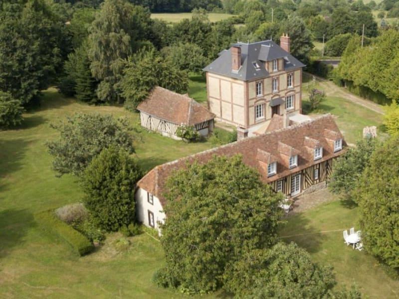 Sale house / villa Livarot-pays-d'auge 645000€ - Picture 1