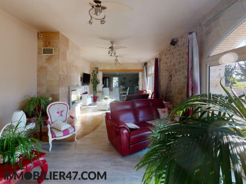 Sale house / villa Laugnac 420000€ - Picture 2