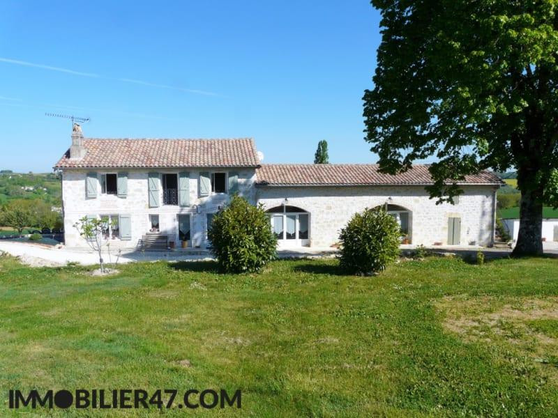 Sale house / villa Laugnac 420000€ - Picture 3