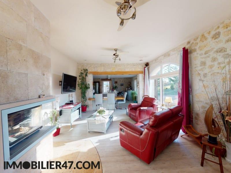 Sale house / villa Laugnac 420000€ - Picture 4