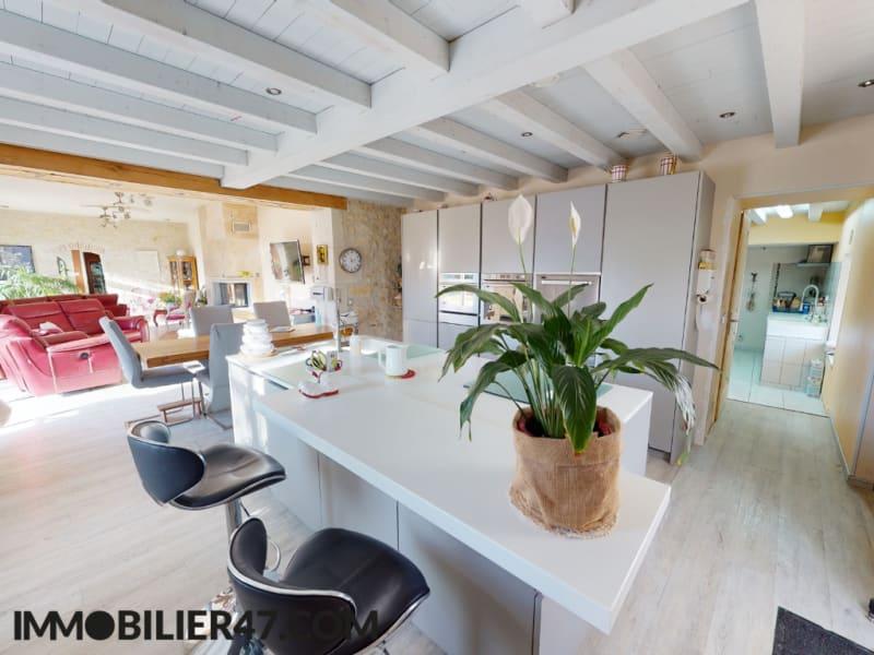 Sale house / villa Laugnac 420000€ - Picture 7