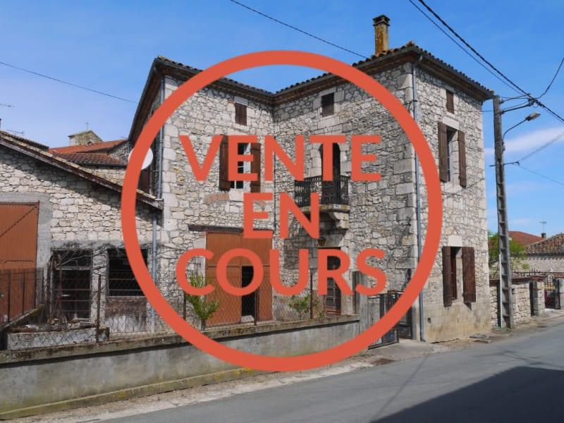 MAISON DE VILLAGE - 5 pièces - 180 m²