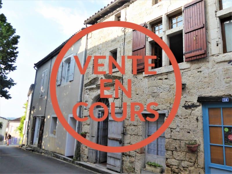 Sale house / villa Montpezat  - Picture 1