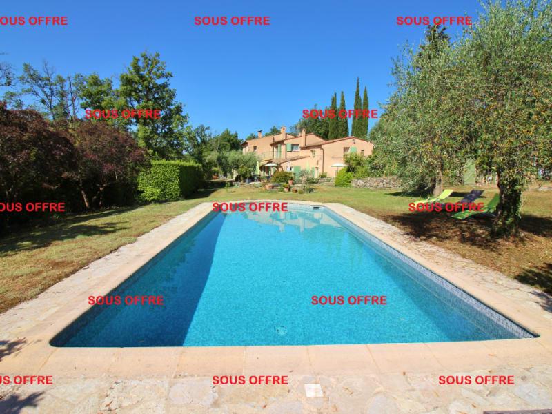 Vente maison / villa Saint cezaire sur siagne 650000€ - Photo 1