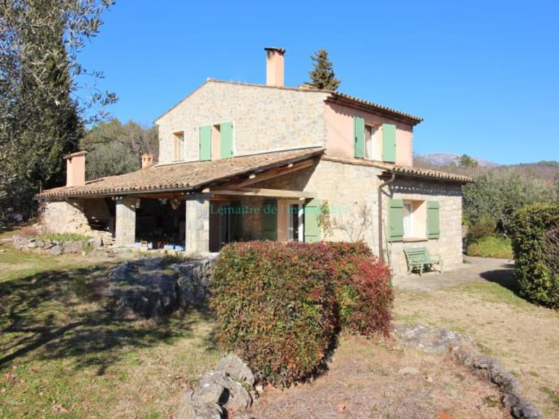 Vente maison / villa Saint cezaire sur siagne 650000€ - Photo 3