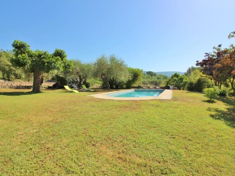 Vente maison / villa Saint cezaire sur siagne 650000€ - Photo 4
