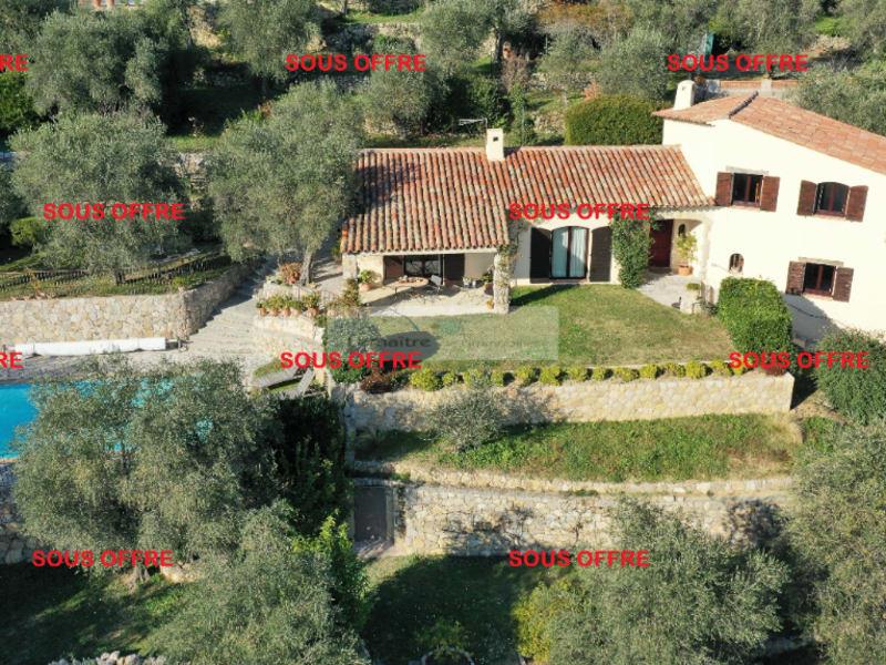 Vente maison / villa Le tignet 750000€ - Photo 1
