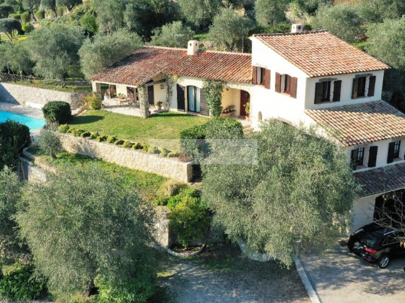 Vente maison / villa Le tignet 750000€ - Photo 2