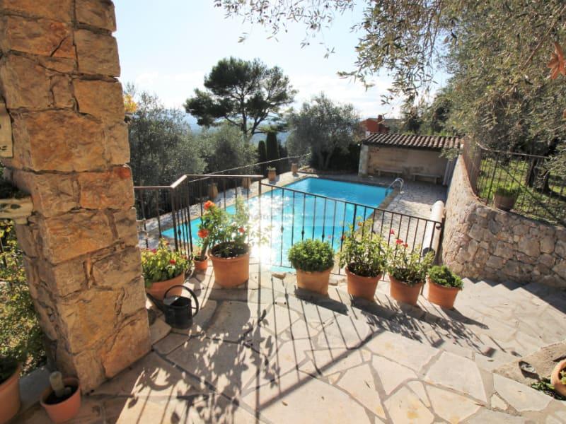 Vente maison / villa Le tignet 750000€ - Photo 7