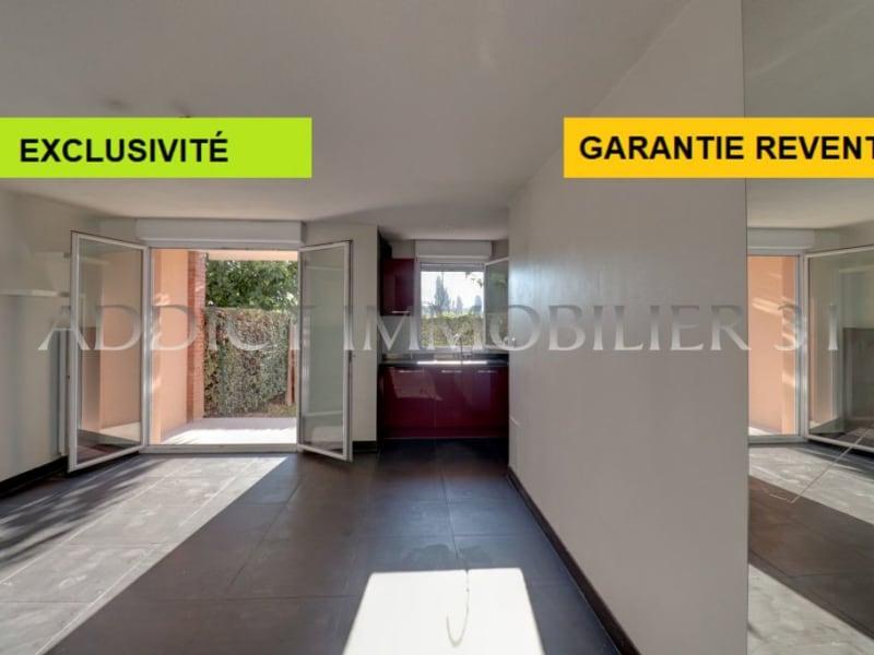 Vente appartement Gagnac-sur-garonne 129000€ - Photo 1